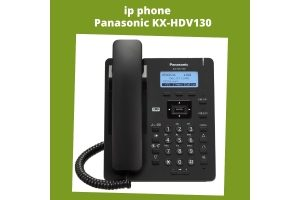 Panasonic KX-HDV130 IP phone tested by our voip experts