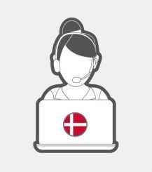 Danish - Online Chat
