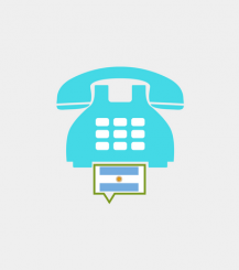Argentina toll-free number