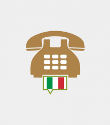 Italy fax number
