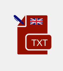 English - Legal letters by Marc Muller