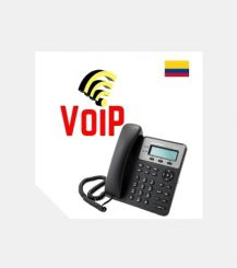 Pack voip Colombie GXP1610