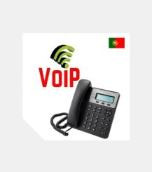 Pacote voip Portugal GXP1610