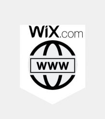 Custom WIX website