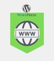 WordPress Web and WooCommerce